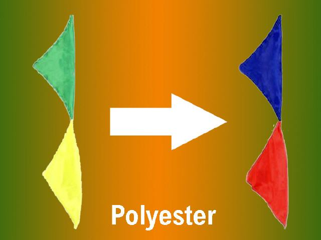 Colour Changing Silks (Polyester)