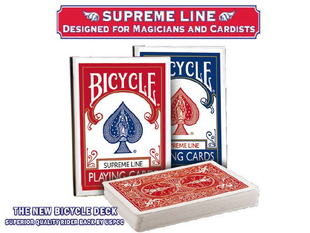 Bicycle Glory Gaff Deck V2 - Blue