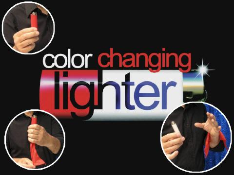 Color Changing Lighter (Fantasio)